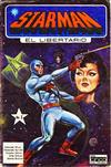 Cover for Starman El Libertario (Editora Cinco, 1970 ? series) #1