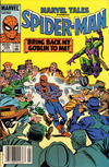 Cover Thumbnail for Marvel Tales (1966 series) #165 [Newsstand Edition]