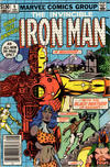 Cover Thumbnail for Iron Man Annual (1976 series) #5 [Newsstand]