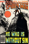 Cover Thumbnail for The Spectacular Spider-Man (1976 series) #109 [Newsstand]
