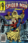 Cover Thumbnail for The Spectacular Spider-Man (1976 series) #97 [Newsstand Edition]