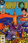 Cover for World of Krypton (DC, 1987 series) #1 [Direct Sales]