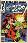 Cover Thumbnail for The Amazing Spider-Man Annual (1964 series) #19 [Newsstand Edition]