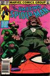 Cover Thumbnail for The Amazing Spider-Man (1963 series) #232 [Newsstand Edition]