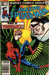 Cover Thumbnail for The Amazing Spider-Man (1963 series) #240 [Newsstand Edition]