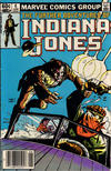 Cover Thumbnail for The Further Adventures of Indiana Jones (1983 series) #6 [Newsstand]