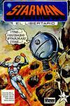 Cover for Starman El Libertario (Editora Cinco, 1970 ? series) #2