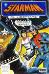 Cover for Starman El Libertario (Editora Cinco, 1970 ? series) #3
