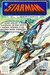 Cover for Starman El Libertario (Editora Cinco, 1970 ? series) #4