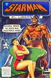 Cover for Starman El Libertario (Editora Cinco, 1970 ? series) #5
