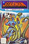 Cover for Starman El Libertario (Editora Cinco, 1970 ? series) #7