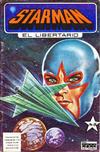 Cover for Starman El Libertario (Editora Cinco, 1970 ? series) #8