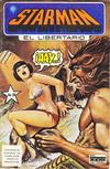 Cover for Starman El Libertario (Editora Cinco, 1970 ? series) #9