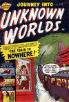 Cover for Journey into Unknown Worlds (Bell Features, 1950 series) #39