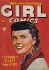 Cover for Girl Comics (Bell Features, 1949 series) #1