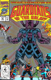 Cover for Guardians of the Galaxy (Marvel, 1990 series) #25 [Regular Direct Edition]