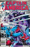 Cover for Captain America (Marvel, 1968 series) #304 [Newsstand]