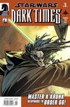 Cover for Star Wars: Dark Times (Dark Horse, 2006 series) #6 [Newsstand]