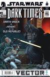 Cover for Star Wars: Dark Times (Dark Horse, 2006 series) #12 [Newsstand]