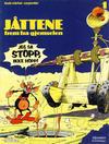 Cover for Jåttene (Hjemmet / Egmont, 1986 series) #1 [Reutsendelse]