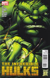Cover for Incredible Hulks (Marvel, 2010 series) #635