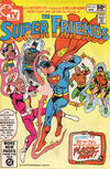 Cover for Super Friends (DC, 1976 series) #43 [Direct]