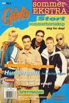 Cover for Girls ekstra [Girls spesial] (Hjemmet / Egmont, 1997 series) #1/1997