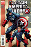 Cover Thumbnail for Captain America and Bucky (2011 series) #620 [Variant Cover]