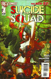 Cover for Suicide Squad (DC, 2011 series) #1