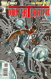 Cover for Mister Terrific (DC, 2011 series) #1