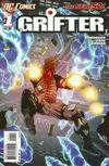 Cover for Grifter (DC, 2011 series) #1