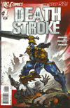 Cover Thumbnail for Deathstroke (2011 series) #1