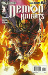 Cover for Demon Knights (DC, 2011 series) #1