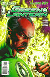 Cover for Green Lantern (DC, 2011 series) #1 [Direct Sales]