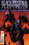 Cover for Black Panther: The Man Without Fear (Marvel, 2011 series) #523