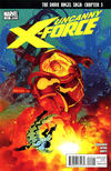 Cover for Uncanny X-Force (Marvel, 2010 series) #15