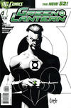 Cover Thumbnail for Green Lantern (2011 series) #1 [Greg Capullo Cover]
