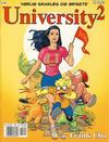 Cover for Humoralbum (Bladkompaniet / Schibsted, 2001 series) #4/2001 - University²: Andre semester