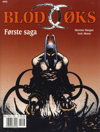 "Cover Thumbnail for Blodøks - ""Første Saga"" (Bladkompaniet / Schibsted, 2002 series)"