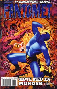 Cover Thumbnail for Fantomet (Hjemmet / Egmont, 1998 series) #17/2011