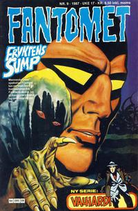 Cover Thumbnail for Fantomet (Semic, 1976 series) #9/1987