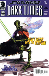 Cover Thumbnail for Star Wars: Dark Times - Out of the Wilderness (Dark Horse, 2011 series) #2