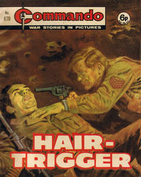Cover Thumbnail for Commando (D.C. Thomson, 1961 series) #870