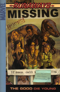 Cover Thumbnail for Runaways (Marvel, 2004 series) #3 - The Good Die Young