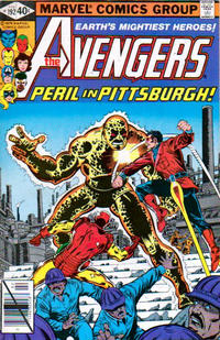 Cover Thumbnail for The Avengers (Marvel, 1963 series) #192 [Direct Edition]