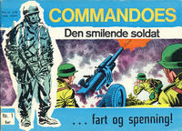 Cover Thumbnail for Commandoes (Fredhøis forlag, 1973 series) #1