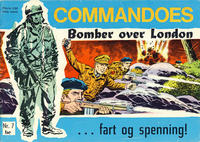 Cover Thumbnail for Commandoes (Fredhøis forlag, 1973 series) #7