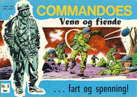 Cover Thumbnail for Commandoes (Fredhøis forlag, 1973 series) #8