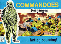 Cover Thumbnail for Commandoes (Fredhøis forlag, 1973 series) #9