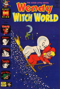 Cover Thumbnail for Wendy Witch World (Harvey, 1961 series) #4